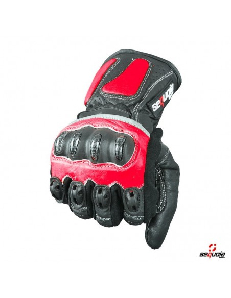 Guante para Motociclista Intruder Red