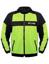 Chaqueta Reflectiva de Moto Firefly II con Protecciones Moto Motociclista Reflectiva Verde Neon - Moto - Bicicleta - Ciclismo -