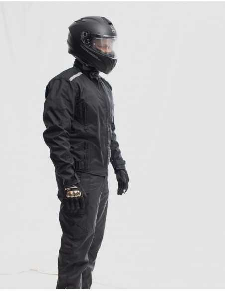 Chaqueta Booster - Lona Antifricción y Protecciones Certificadas - 9 - Chaquetas