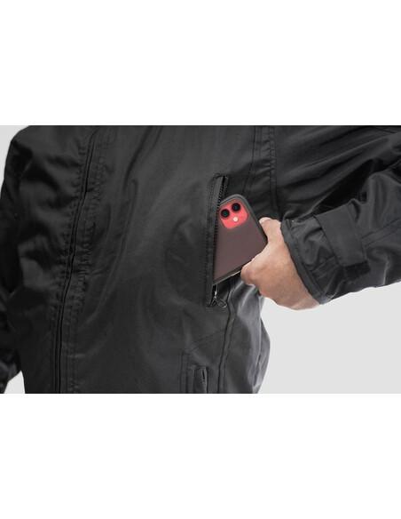 Chaqueta Booster - Lona Antifricción y Protecciones Certificadas - 4 - Chaquetas